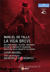 Manuel De Falla. La vida breve