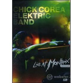 Chick Corea Elektric Band. Live At Montreux 2004