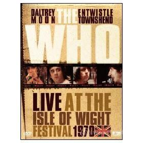 The Who. Live at the Isle of Wight. Festival 1970
