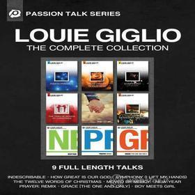 Louie Giglio - Passion Talk Series The Complete Collection
