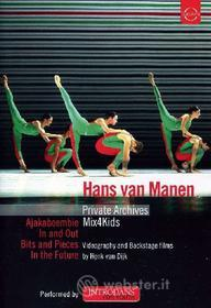 Hans van Manen. Private Archives