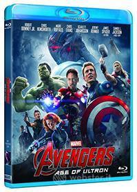 Avengers. Age of Ultron (Blu-ray)