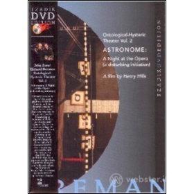 John Zorn - Richard Foreman. Astronome / A Night At The Opera