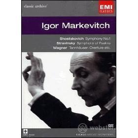Igor Markevitch. Classic Archive