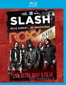 Slash - Live At The Roxy 09.25.14 (Blu-ray)