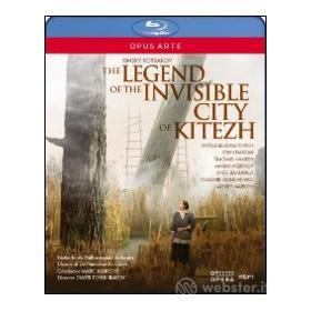 Nikolai Rimsky-Korsakov. The Legend of the Invisible City of Kitezh (Blu-ray)