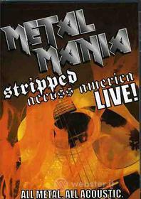 Vh-1 Classic. Metal Mania. Stripped Across America...