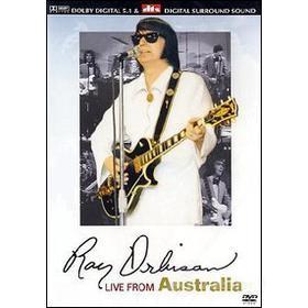 Roy Orbison. Live in Australia