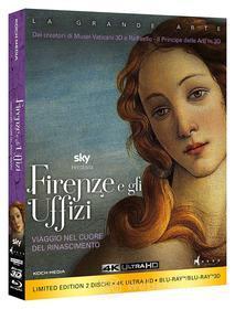 Firenze E Gli Uffizi (4K Uhd+Blu-Ray+Booklet) (2 Blu-ray)