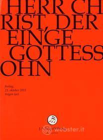 Johann Sebastian Bach  - Herr Christ, Der Einge Gottessohn