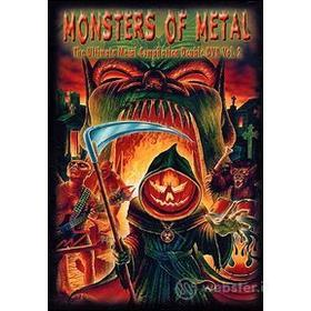 Monsters Of Metal. Vol. 2(Confezione Speciale 2 dvd)