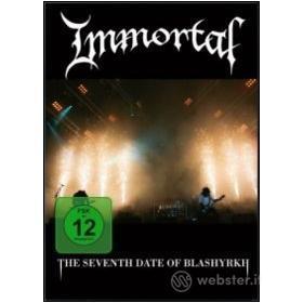 Immortal. The Seventh Date Of Blashyrkh