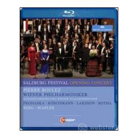 Salzburg Festival Opening Concert 2011 (Blu-ray)