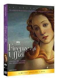 Firenze E Gli Uffizi (Dvd+Booklet)
