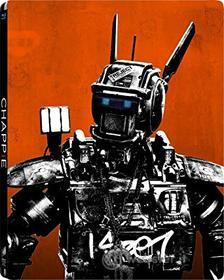 Humandroid - Chappie (Steelbook) (2 Blu-Ray) (Blu-ray)