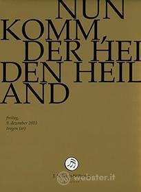 Johann Sebastian Bach  - Nun Komm, Der Heiden Heiland
