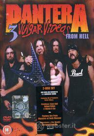 Pantera. Vulgar Videos from Hell (2 Dvd)