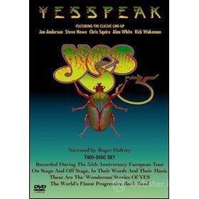 Yes. Yesspeak (2 Dvd)