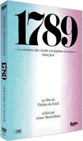 1789 - The Revolution Stops When Perfect Happiness Is Reached (2 Dvd)