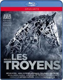 Hector Berlioz - Les Troyens (2 Blu-Ray) (Blu-ray)