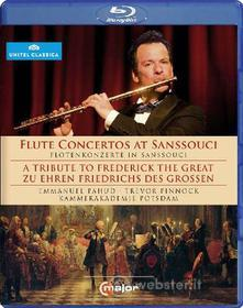 Emmanuel Pahud's tribute to Frederick the Great (Blu-ray)