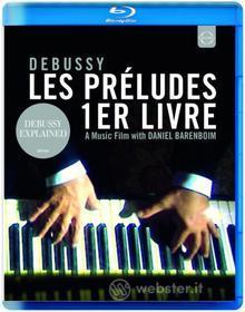 Claude Debussy. Les preludes. 1er livre (Blu-ray)
