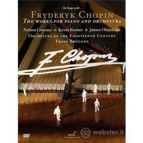 Fryderyk Chopin - Complete Works For Piano (2 Dvd)