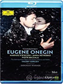 Pyotr Ilyich Tchaikovsky. Eugene Onegin (Blu-ray)