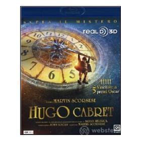 Hugo Cabret 3D (Blu-ray)