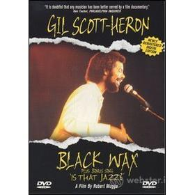 Gil Scott Heron. Black Wax