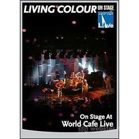 Living Colour. On Stage At The World Cafè Live