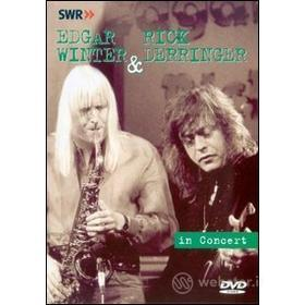 Edgar Winter & Rick Derringer. In Concert