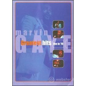 Marvin Gaye. Greatest Hits. Live In '76