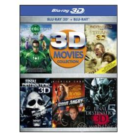 3D Movies Collection (Cofanetto 8 blu-ray)