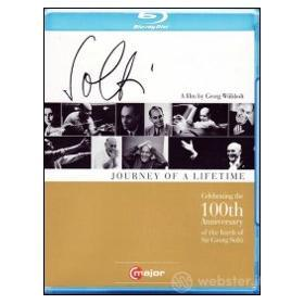 Georg Solti. Journey of a lifetime. Celebrating the 100th birthday of Sir Georg (Blu-ray)