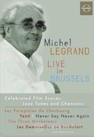 Michel Legrand. Live in Brussel