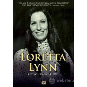 Loretta Lynn. Let Your Love Flow