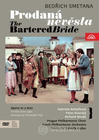 Bedrich Smetana. The Bartered Bride