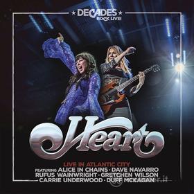 Heart - Live In Atlantic City (Blu-ray)