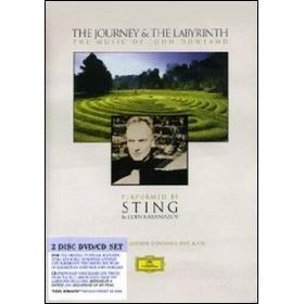 Sting. The Journey and The Labyrinth. Music by John Dowland (2 Dvd)