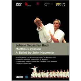 Johann Sebastian Bach. Passione secondo Matteo. St Matthew Passion (3 Dvd)