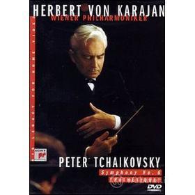 "Pyotr Ilyich Tchaikovsky. Symphony no. 6 ""Patetica"", Piano Concerto no. 1"