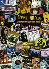 Shakin All Over: Canadian Pop Music In The 60'S