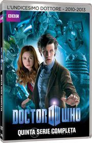 Doctor Who. Stagione 5 (6 Dvd)