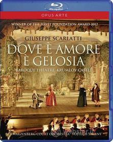Giuseppe Scarlatti. Dove è amore è gelosia (Blu-ray)