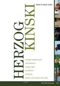 Herzog / Kinski Cofanetto (6 Dvd)