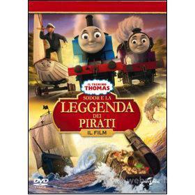 Il trenino Thomas. Sodor e la leggenda dei pirati. Il film