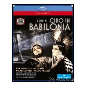 Gioacchino Rossini. Ciro in Babilonia (Blu-ray)