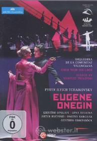 Pyotr Ilyich Tchaikovsky. Eugene Onegin (2 Dvd)