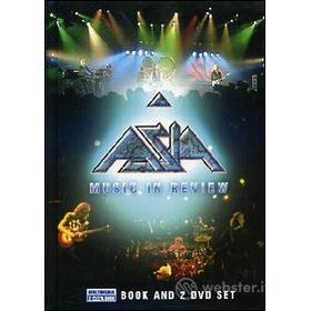 Asia. Music In Review (2 Dvd)